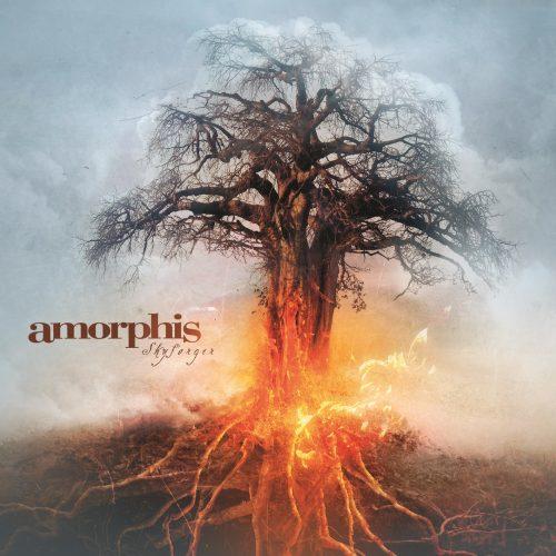 Album cover of Amorphis - Skyforger