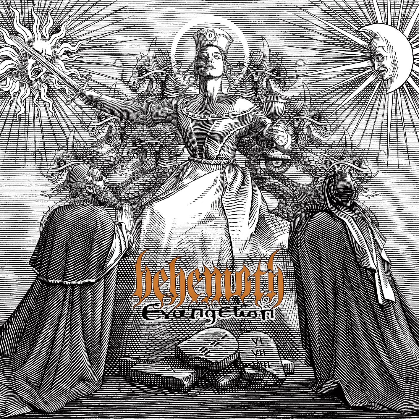Behemoth – Evangelion Review