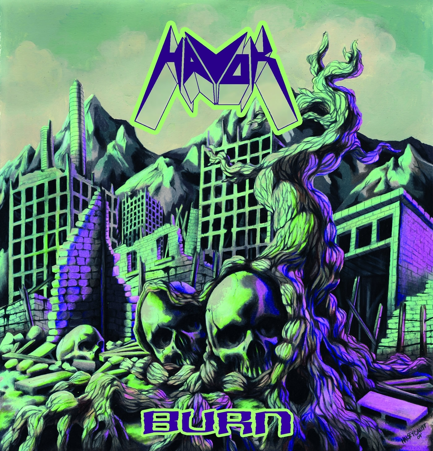 Havok – Burn Review