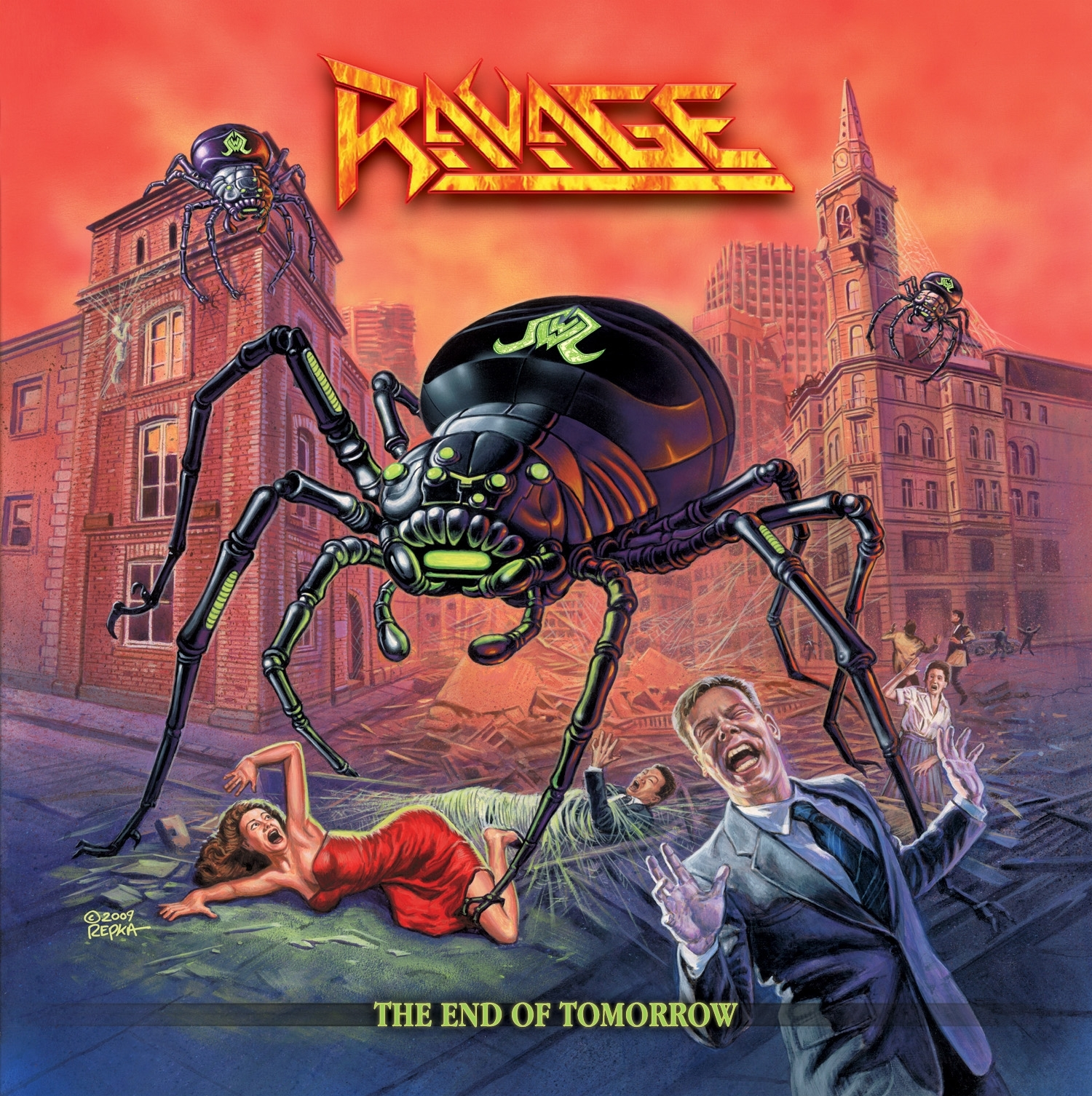 Ravage – The End of Tomorrow Review
