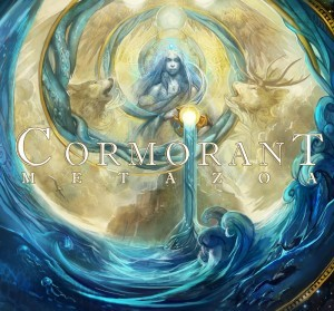 Album Cover for Cormorant - Metazoa