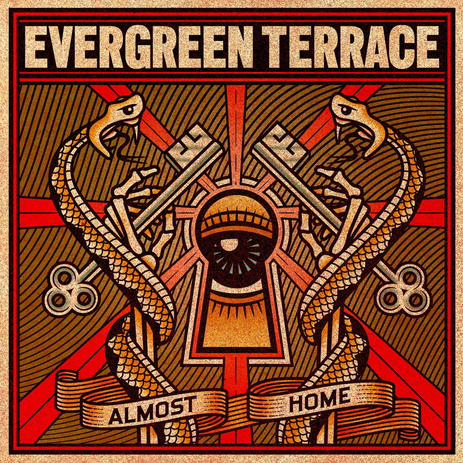 Evergreen Terrace - Almost Home Review