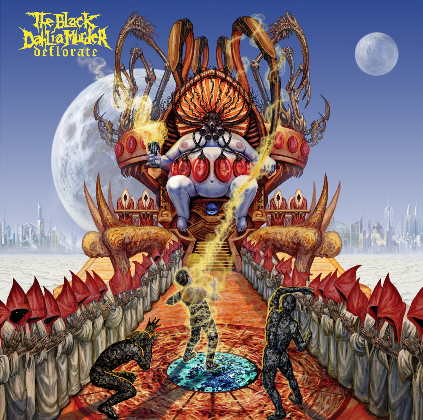 The Black Dahlia Murder – Deflorate Review