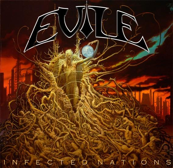 Evile – Infected Nations Review