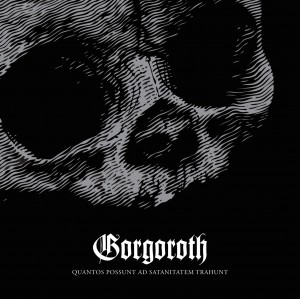 Gorgoroth new album cover