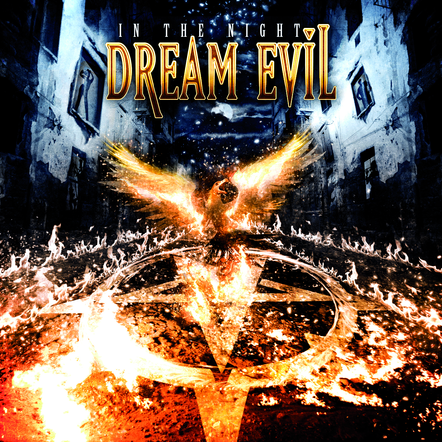 Dream Evil – In the Night Review