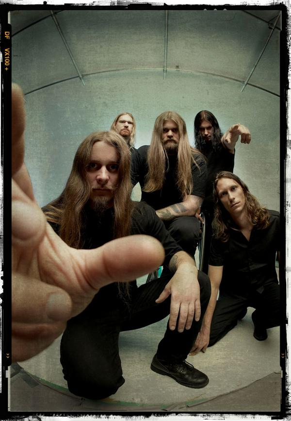 Enslaved Enters Studio