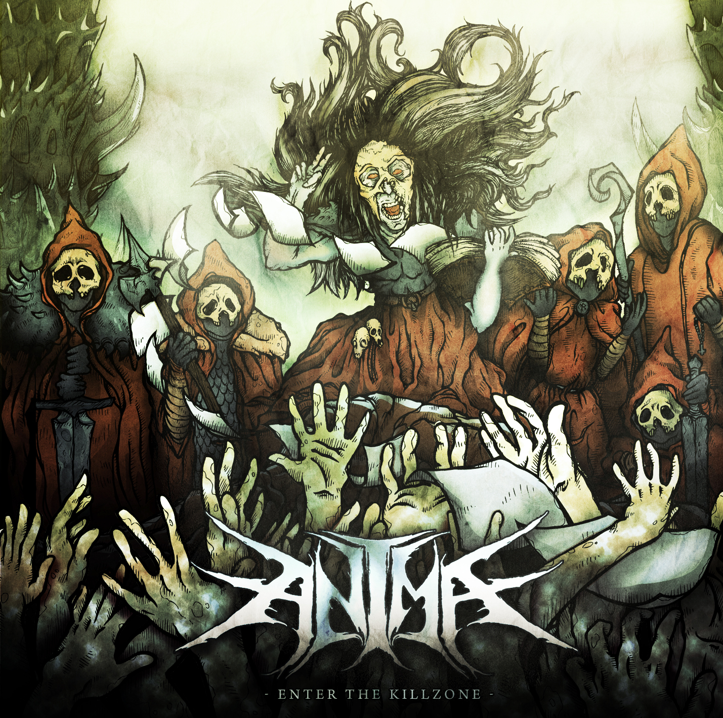 Anima – Enter the Killzone Review