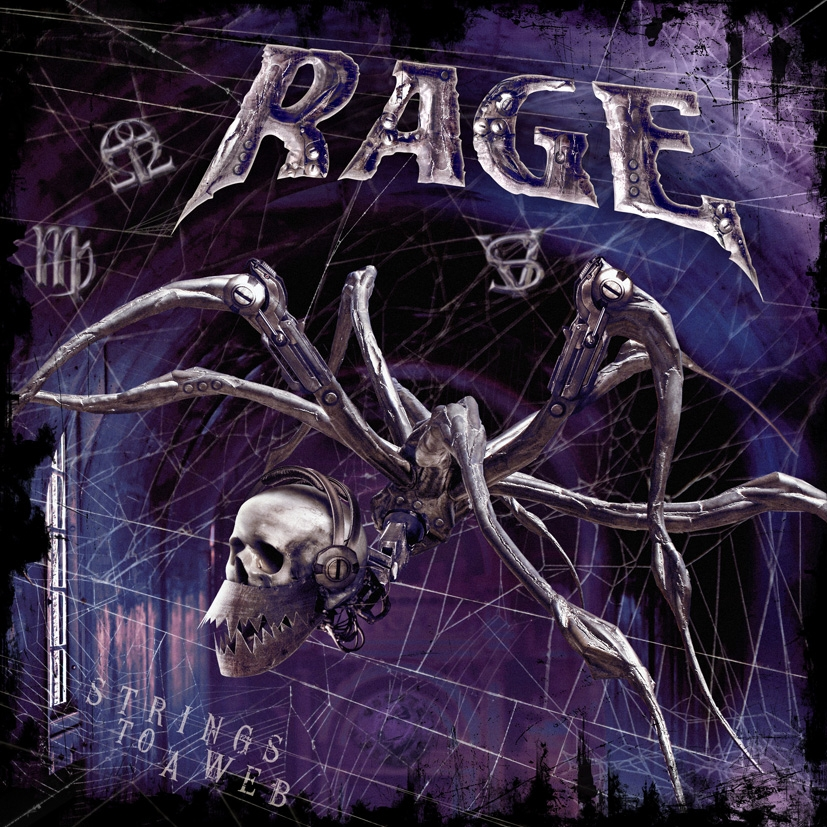 Rage – Strings to a Web Review