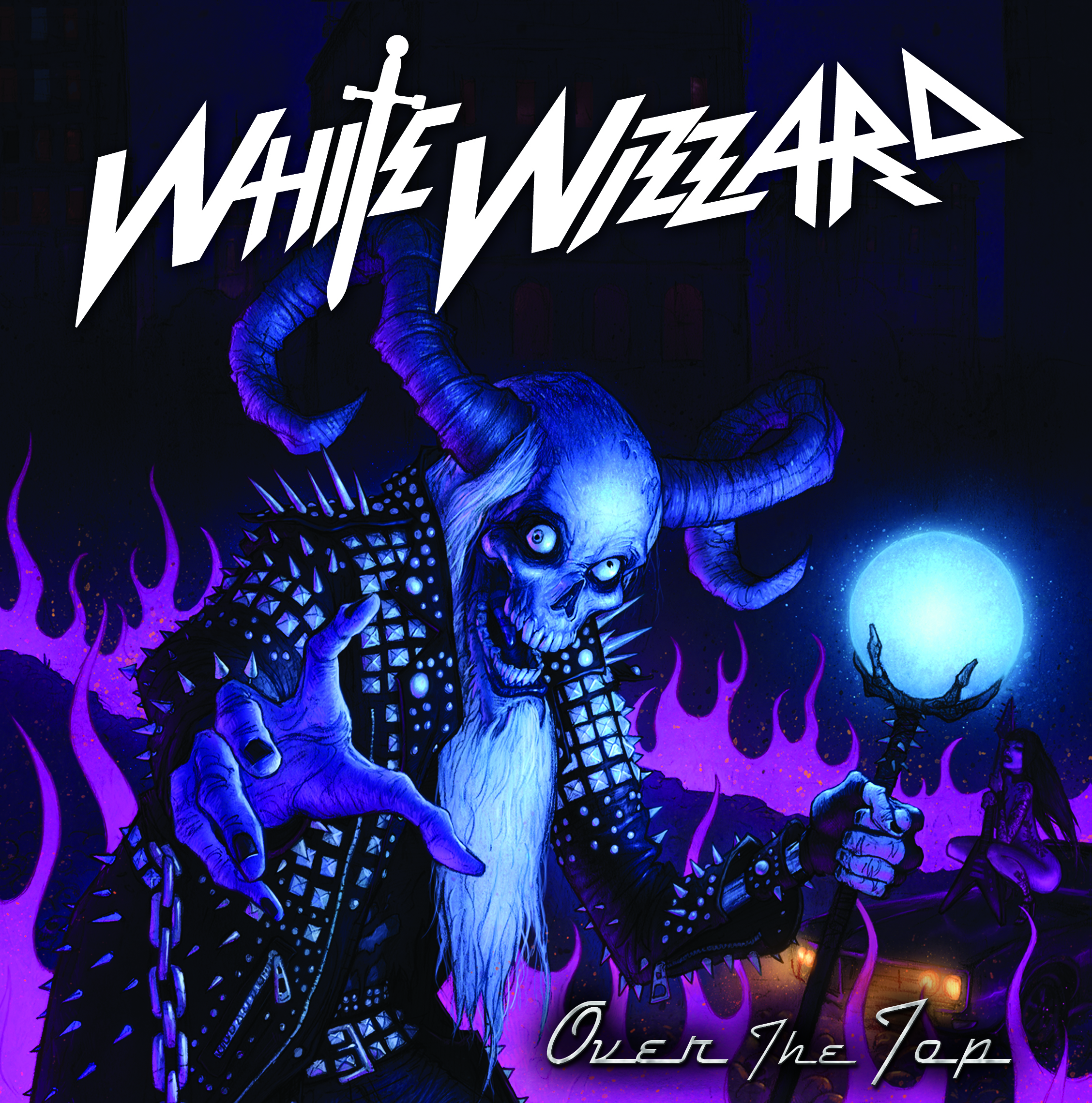 White Wizzard – Over the Top Review