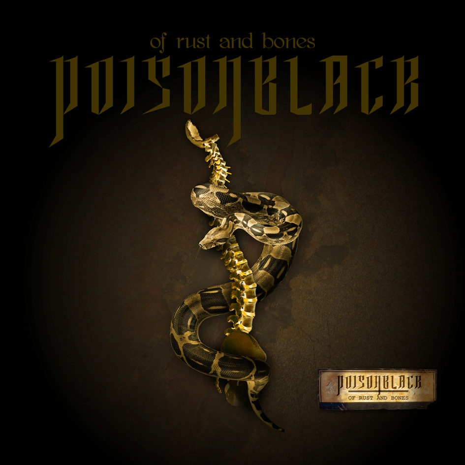 Poisonblack – Of Rust and Bones Review