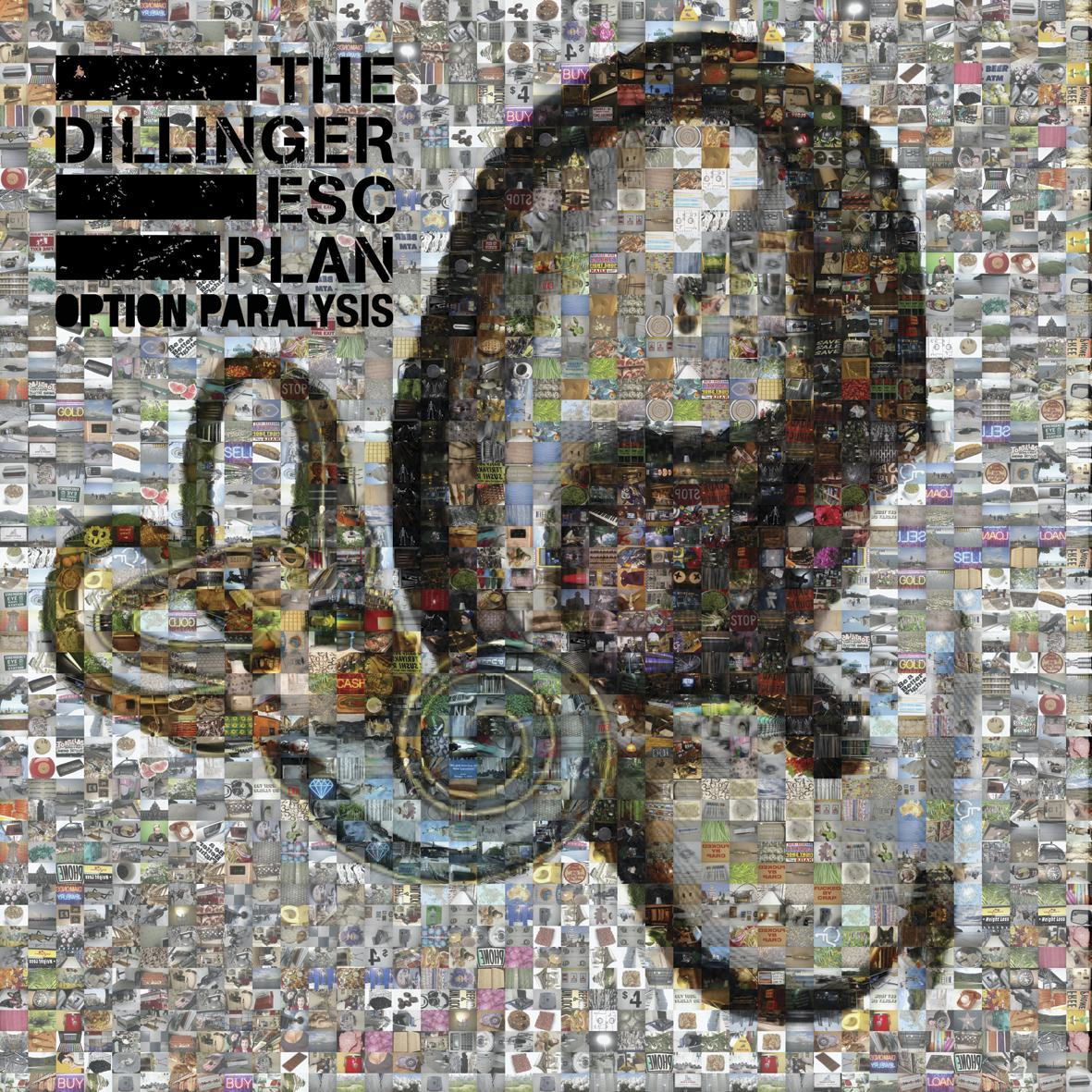 The Dillinger Escape Plan – Option Paralysis Review