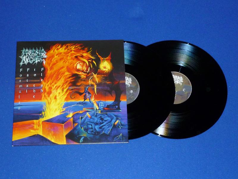 Formulas Fatal to the Flesh Vinyl!