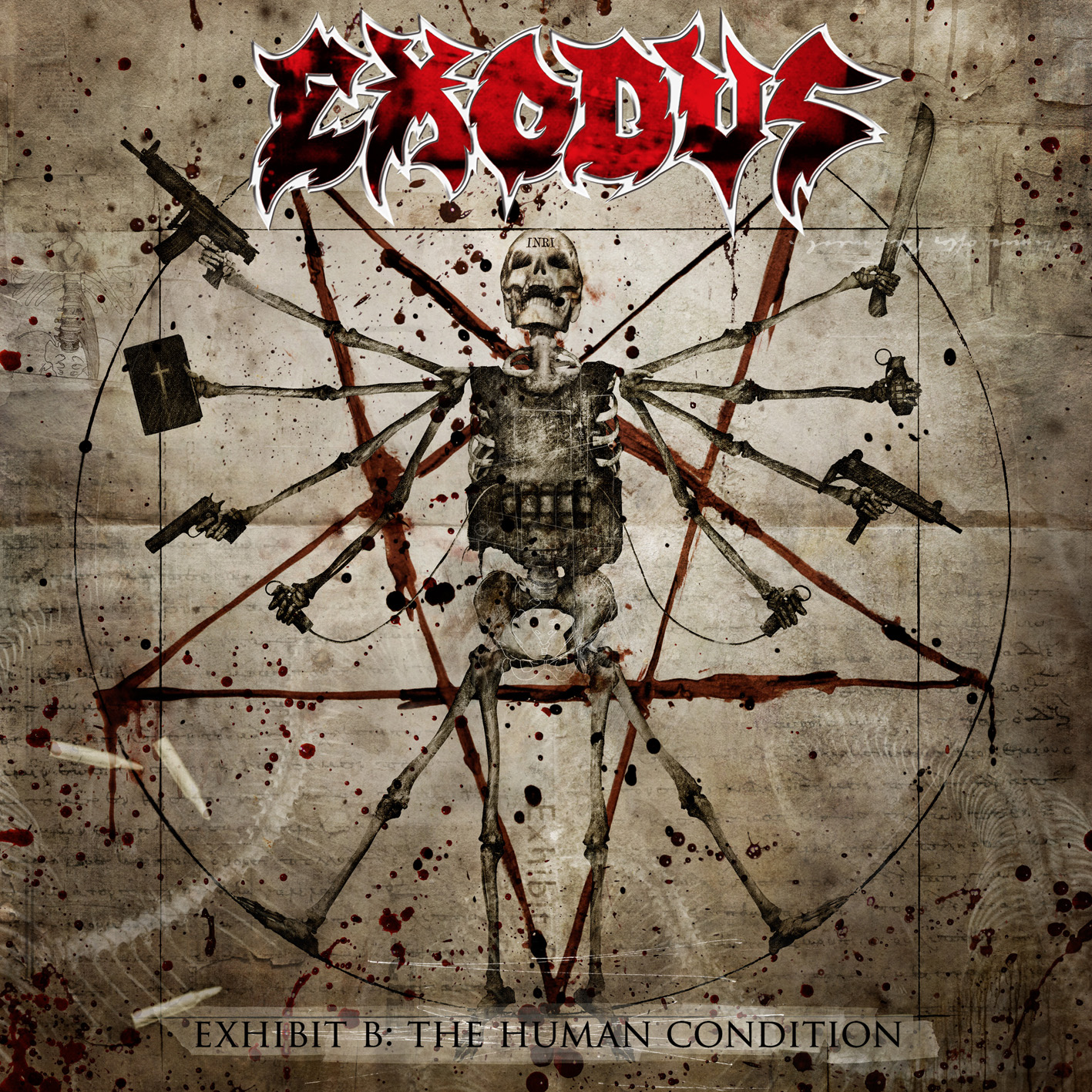 Exodus – Exhibit B: The Human Condition Review