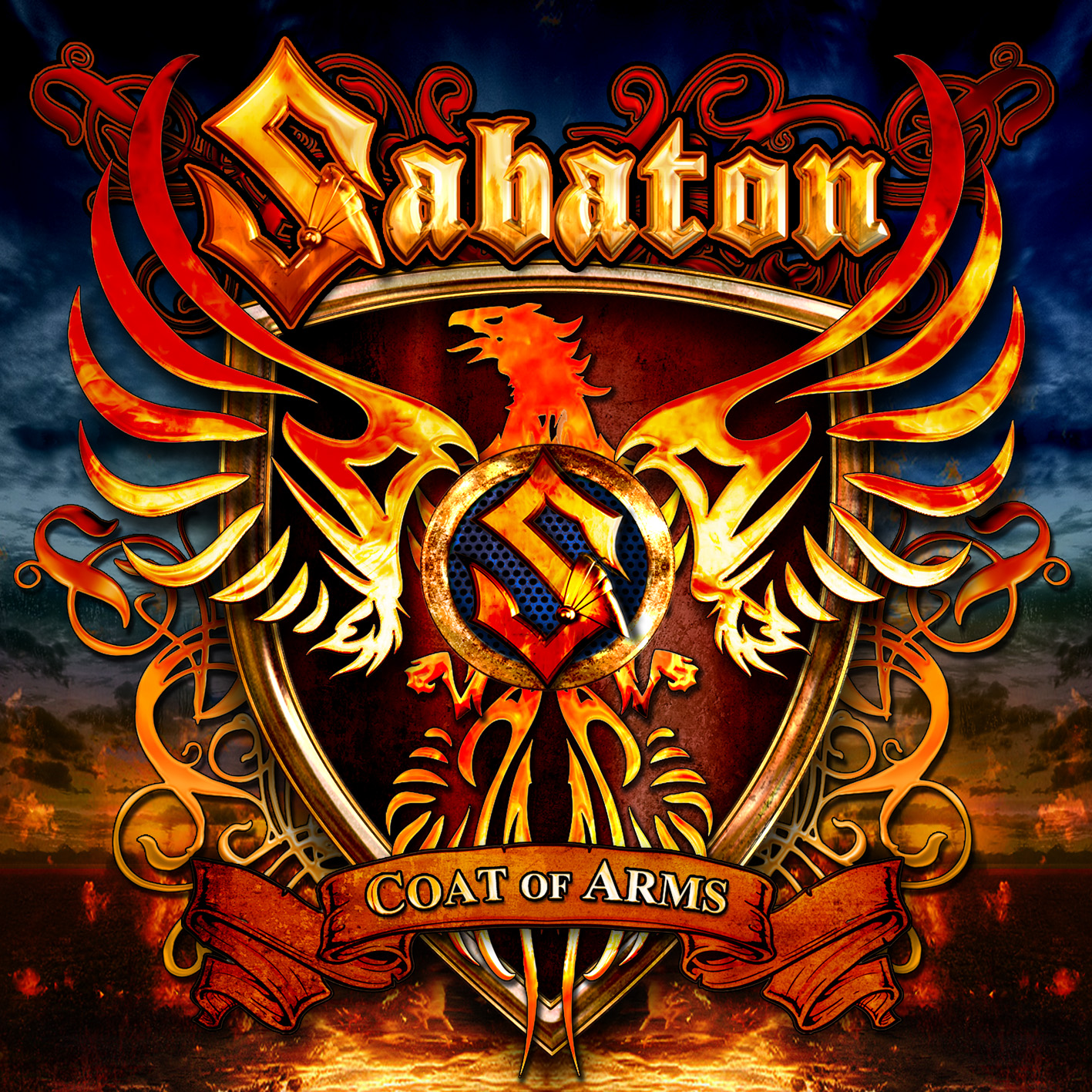 Sabaton – Coat of Arms Review