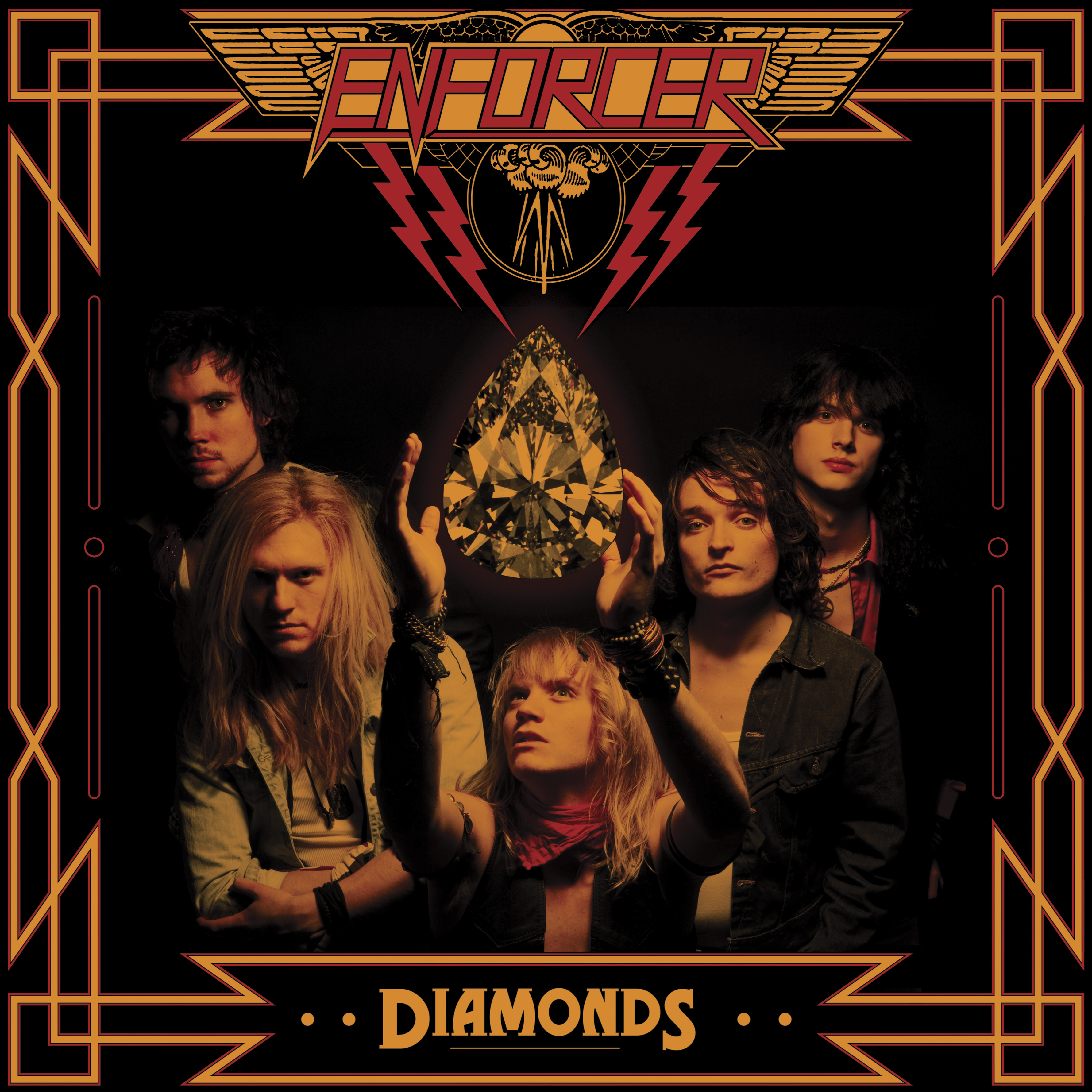 Enforcer – Diamonds Review