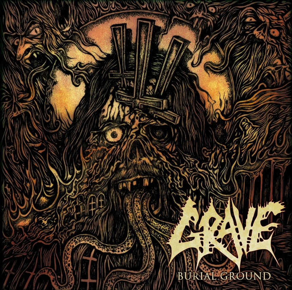 Grave – Burial Ground Review