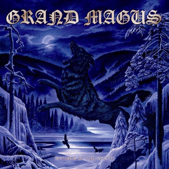 Grand Magus – Hammer of the North Review