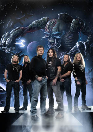 Iron Maiden Moons the US