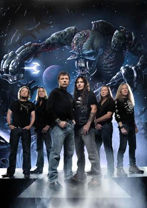 Iron Maiden 2010