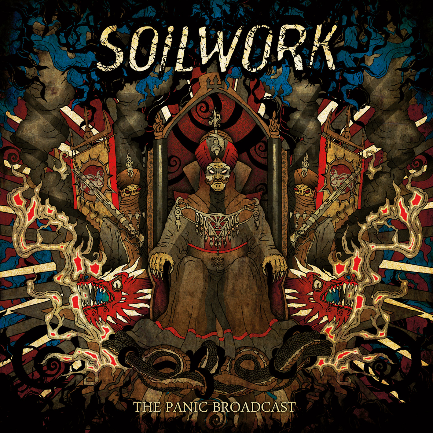 Soilwork – The Panic Broadcast Review
