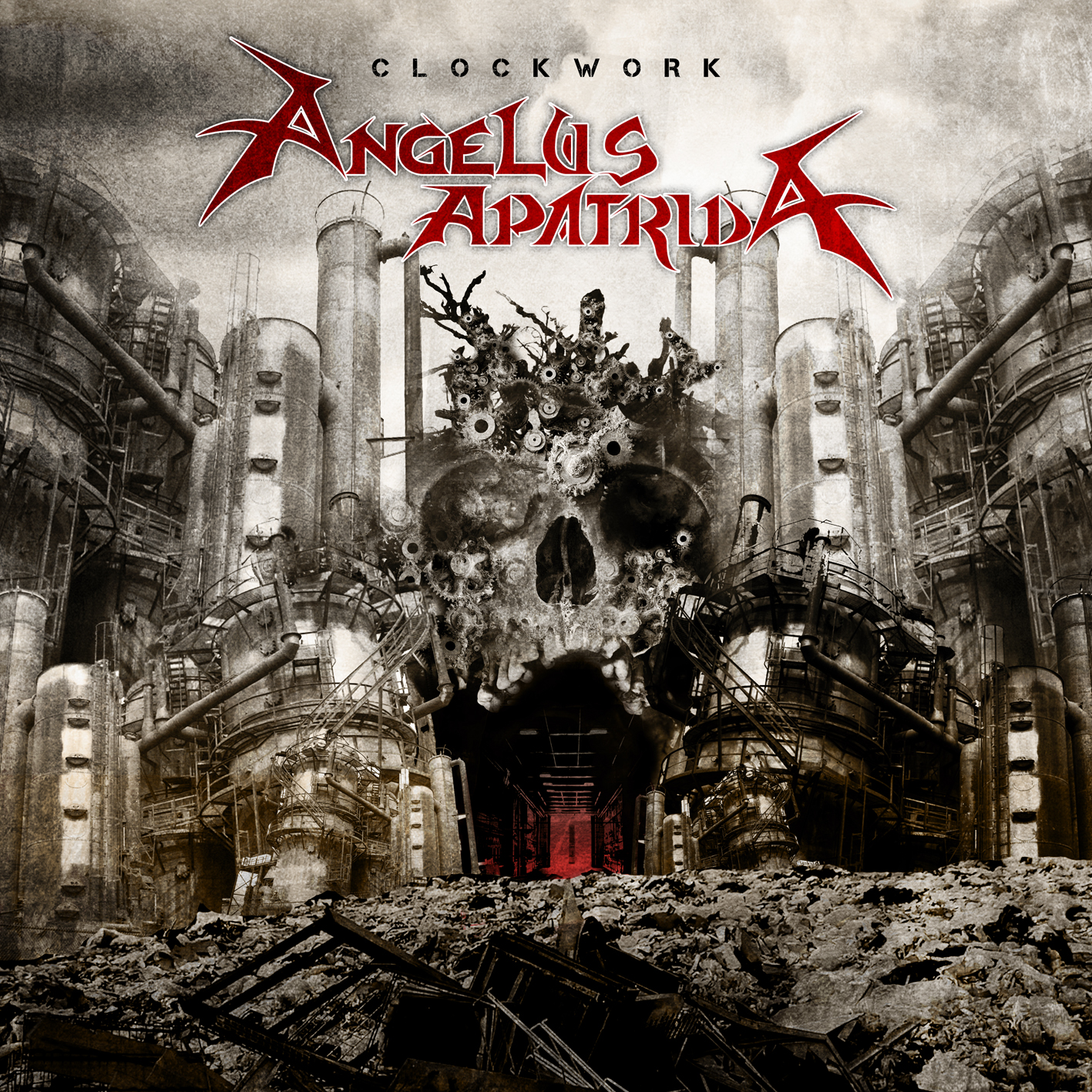 Angelus Apatrida – Clockwork Review