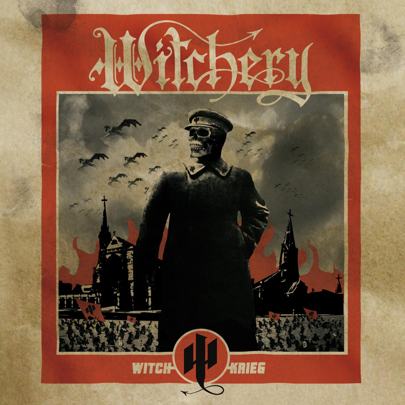 Witchery - Witchkrieg Review