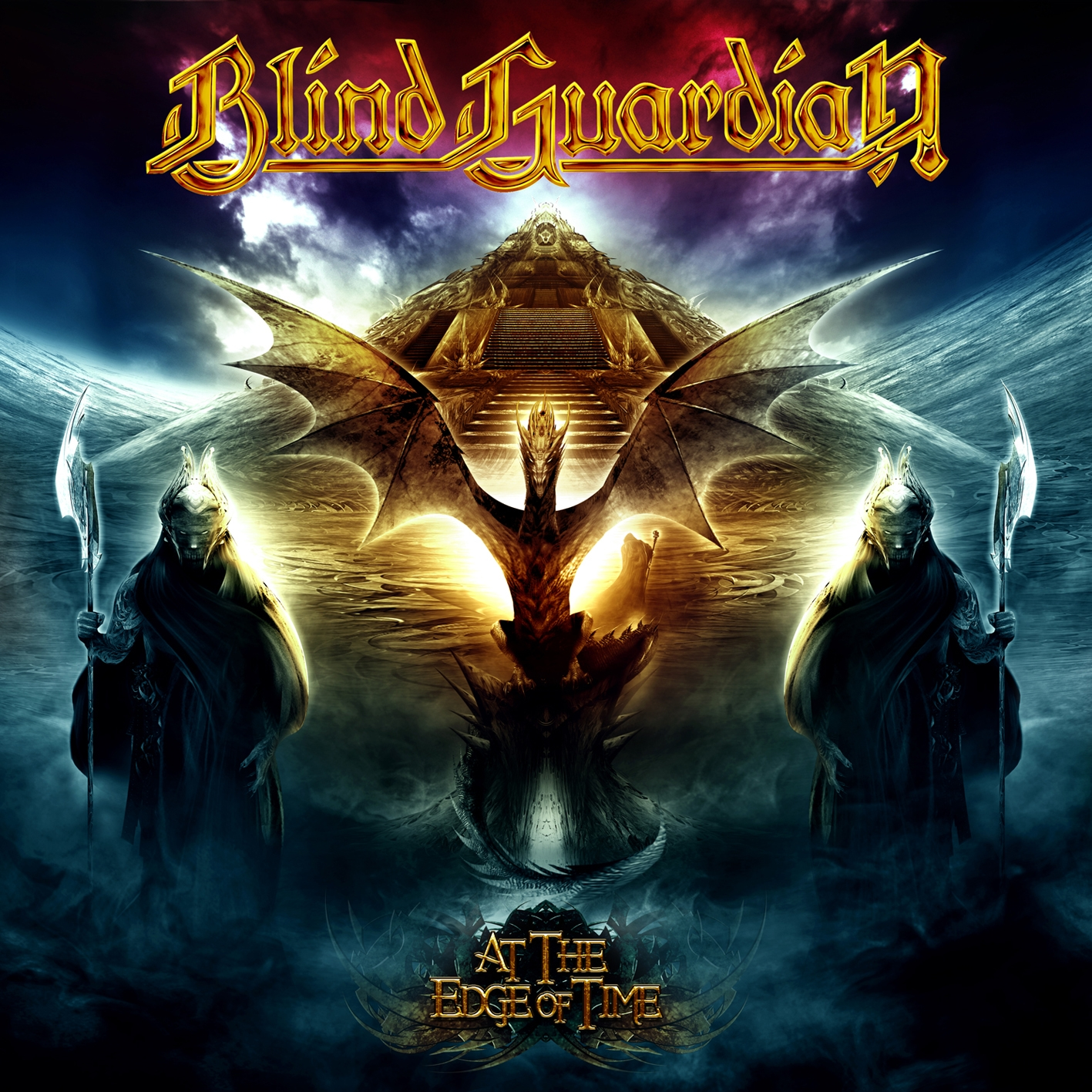 Blind Guardian – At the Edge of Time Review