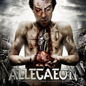 Allegaeon - Fragments of Form and Function Review