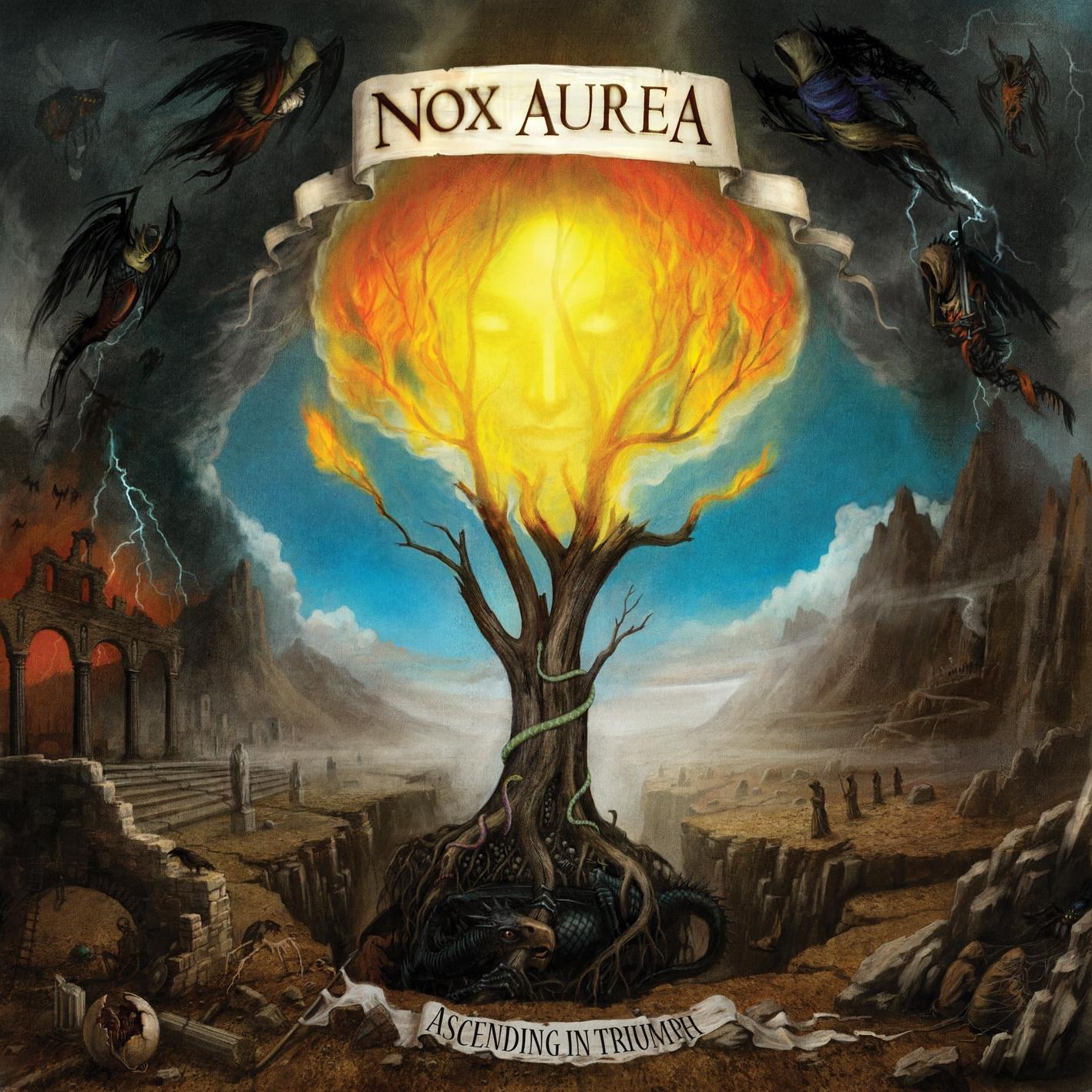 Nox Aurea – Ascending in Triumph Review