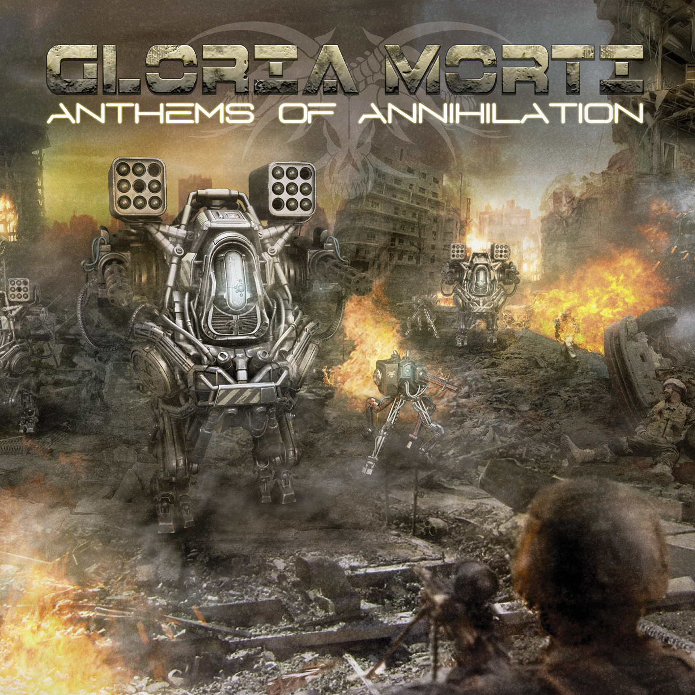 Gloria Morti – Anthems of Annihilation Review
