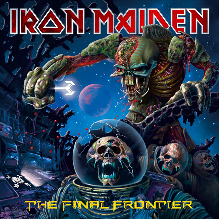 Iron Maiden – The Final Frontier Review