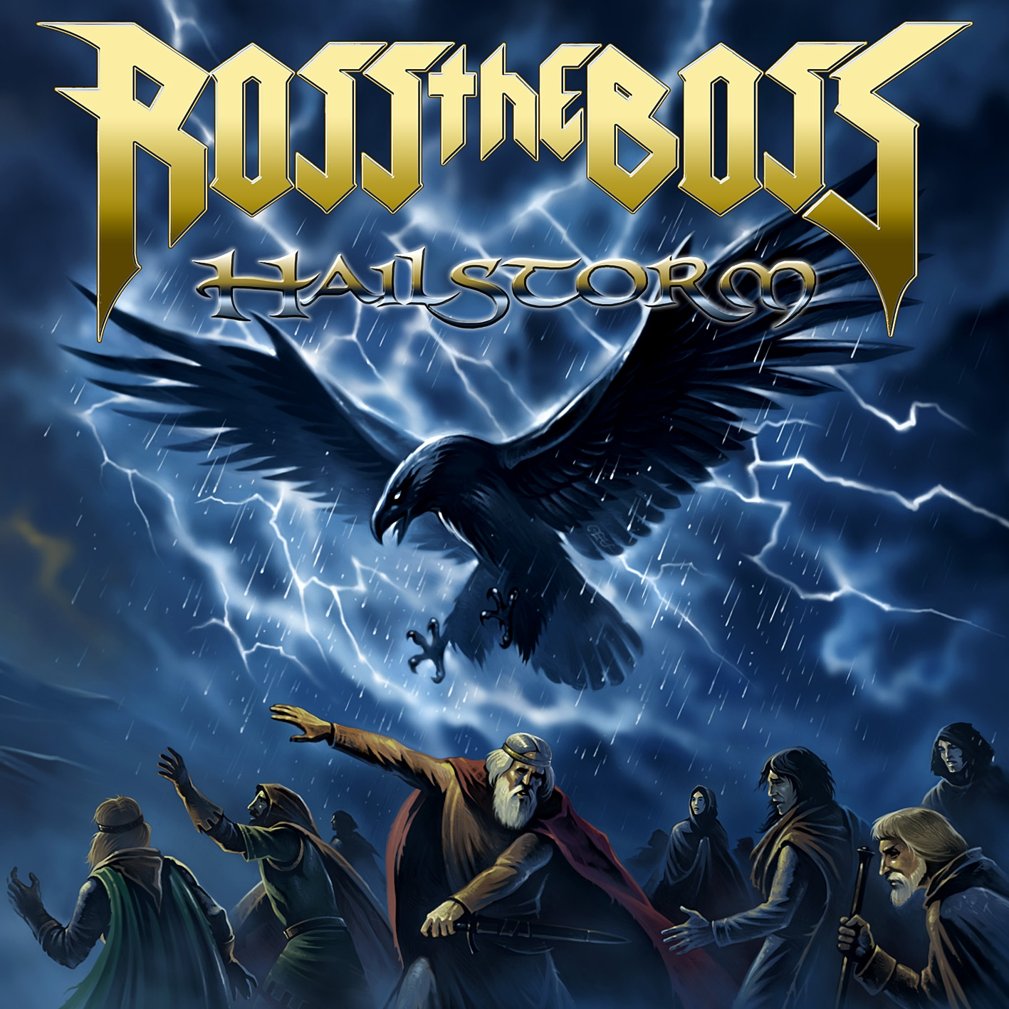 Ross the Boss – Hailstorm Review
