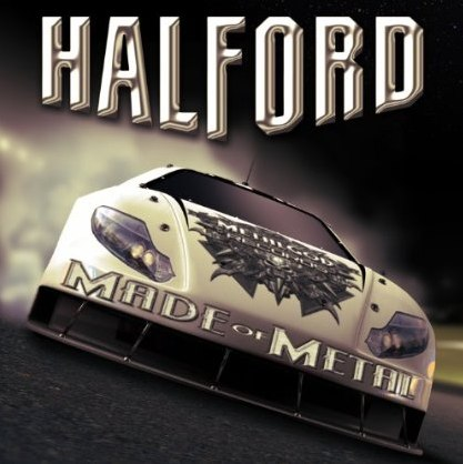 Halford – Made of Metal Review