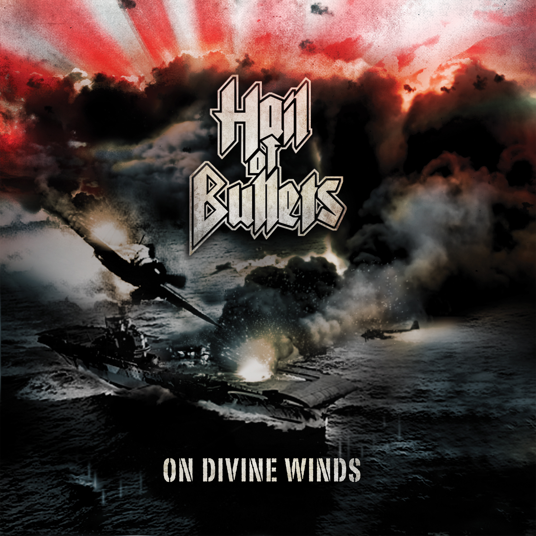 Hail of Bullets – On Divine Wings Review