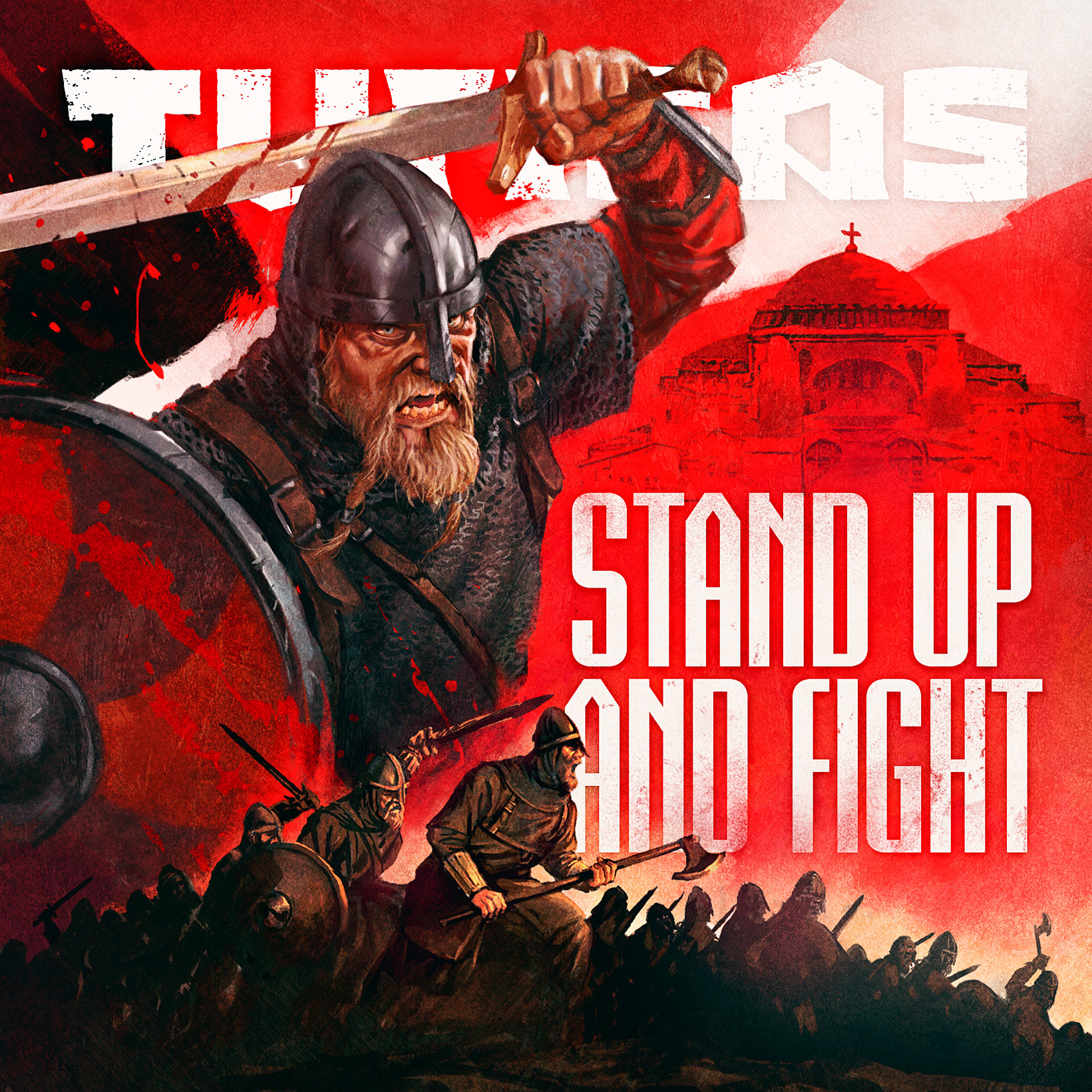 Turisas – Stand Up and Fight Review