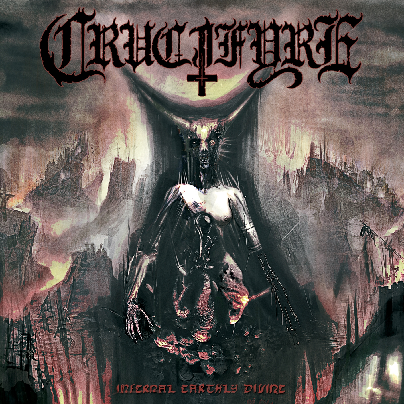 Crucifyre – Infernal Earthly Divine Review