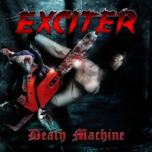 Exciter – Death Machine Review