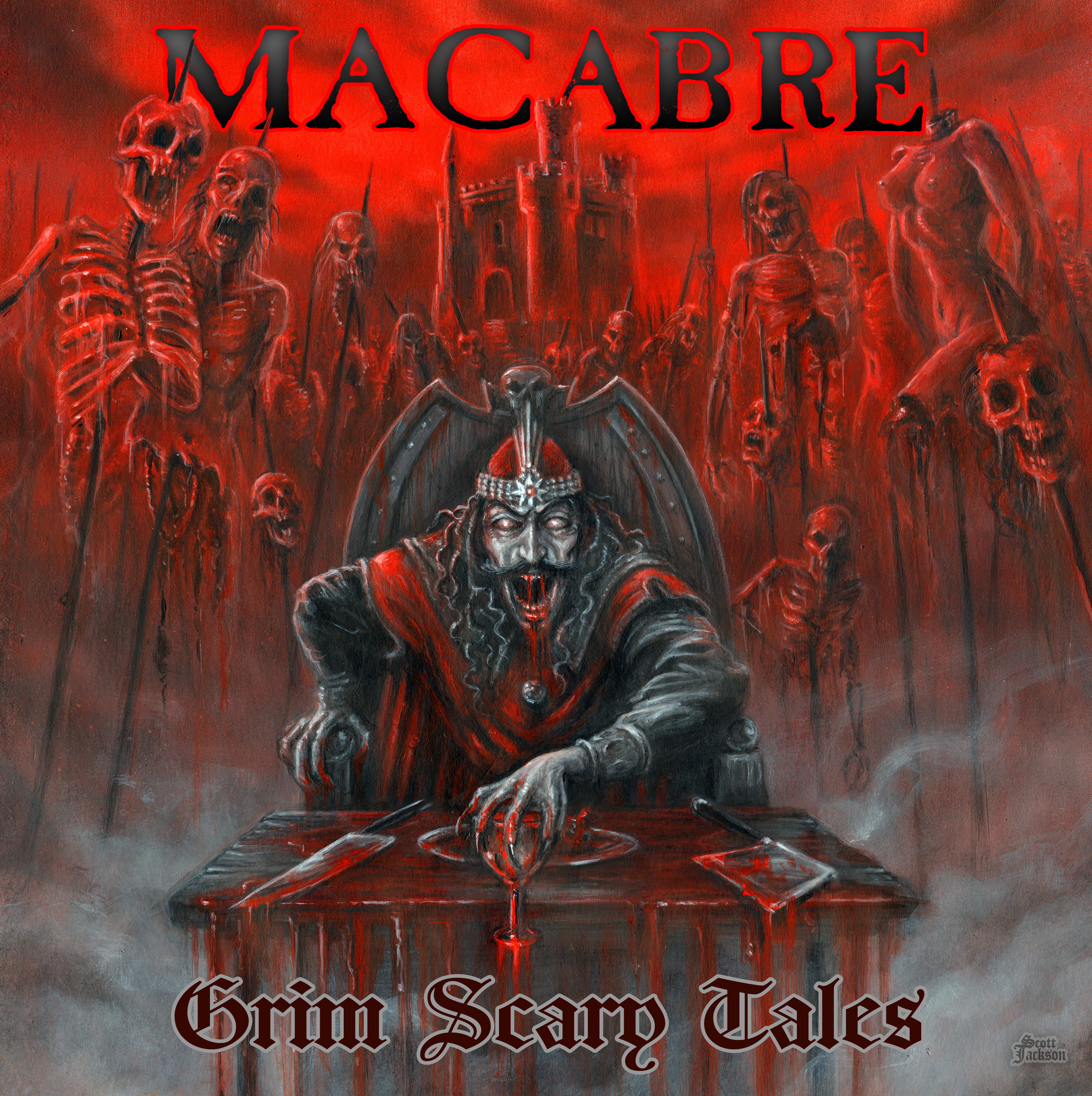 Macabre – Grim Scary Tales Review