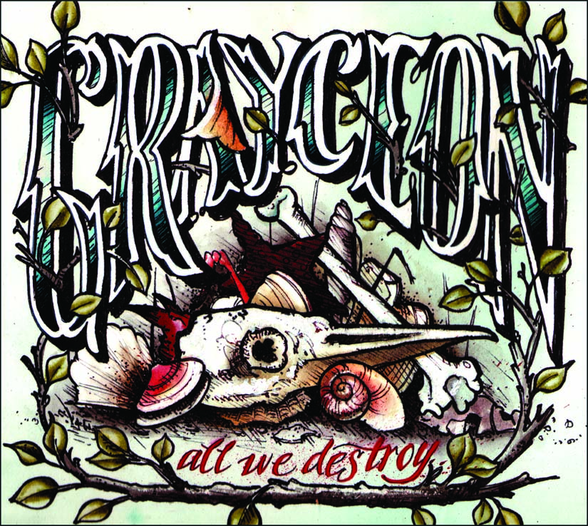 Grayceon – All We Destroy Review