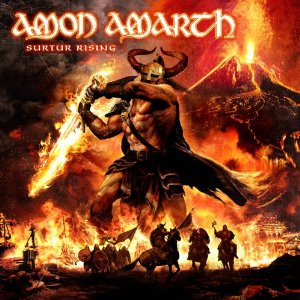Amon Amarth – Surtur Rising Review