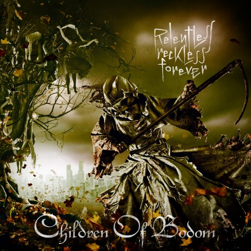 Children Of Bodom - Relentless Reckless Forever (Front Cover) by Eneas