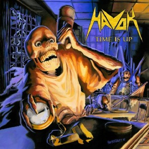 Havok – Time is Up Review