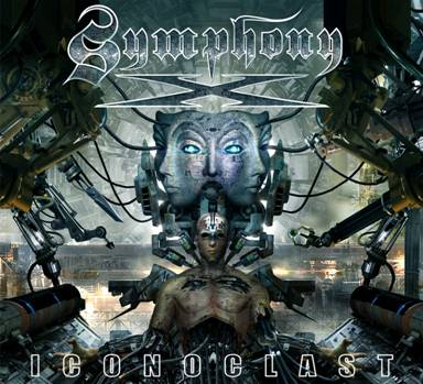 Symphony X – Iconoclast Art, Tracklisting and Release Date Revealed!