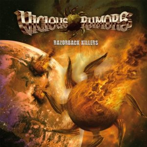 Vicious Rumors – Razorback Killers Review