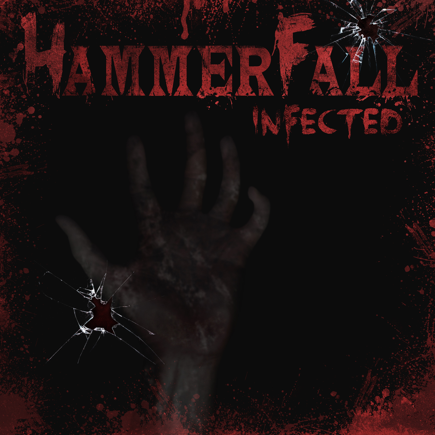 HammerFall – Infected Review