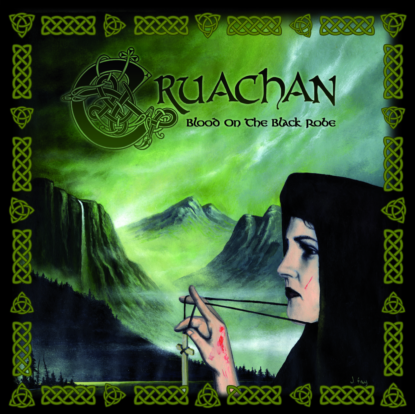 Cruachan – Blood on the Black Robe Review