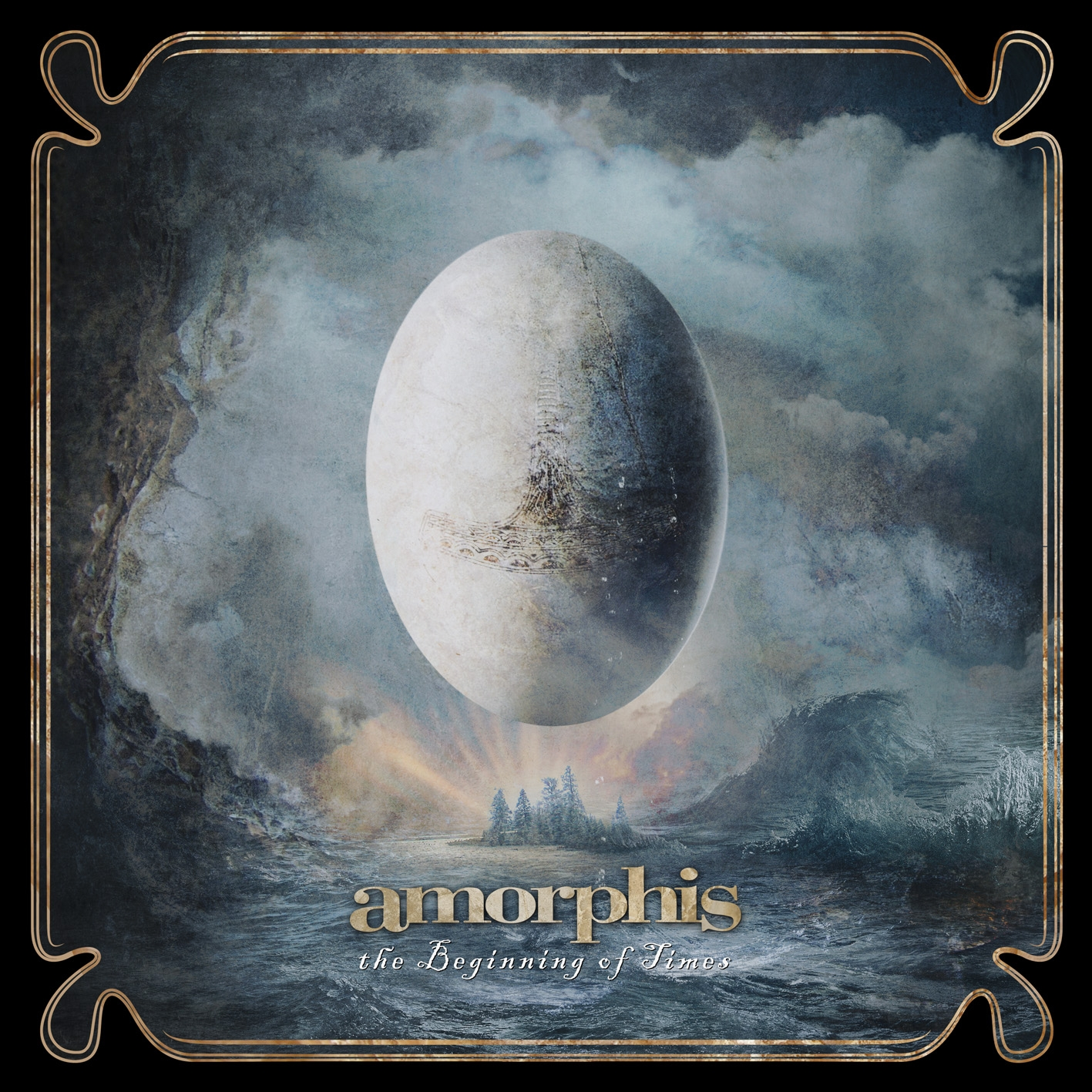 Amorphis – The Beginning of Times Review