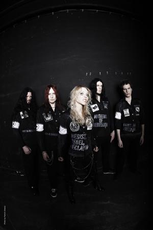 Arch Enemy 2011