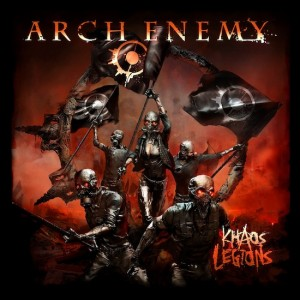 Arch Enemy – Khaos Legions Review